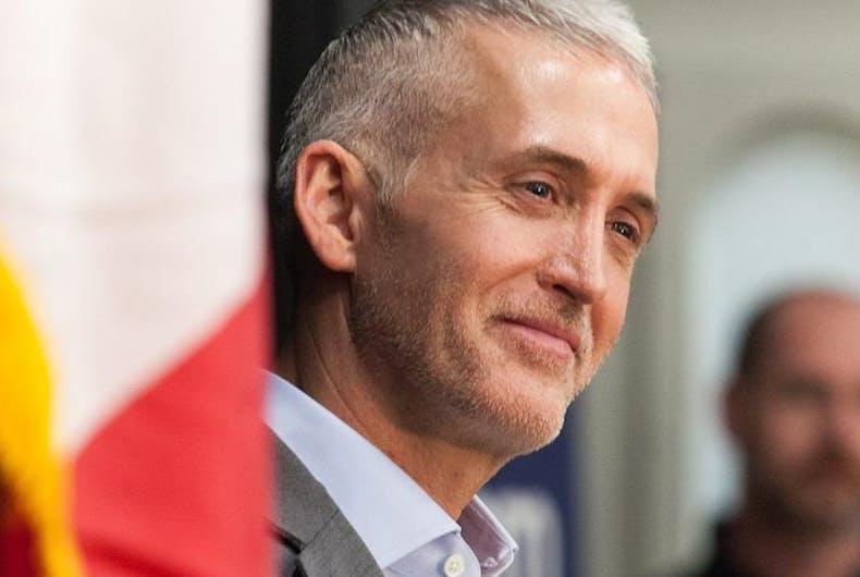 Retiring GOP Congressman says he did a bad job. His LGBT record proves him right.