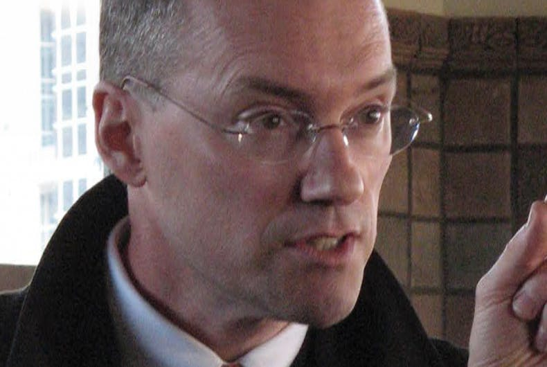 LGBT rights lawyer died by suicide in protest of fossil fuels