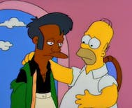The Simpsons tackled Homer's homophobia in the 90s, but won't talk about the problems with Apu now
