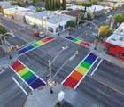 Phoenix is latest metropolis to get LGBTQ pride rainbow crosswalks