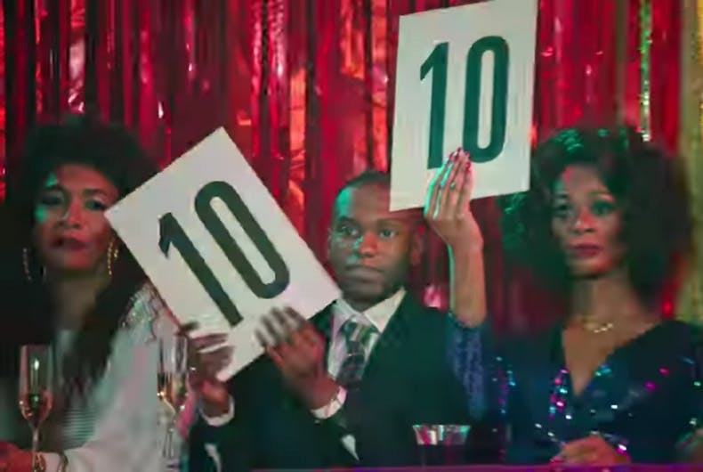 The trailer for 'Pose' just dropped & it looks fabulous