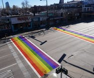 Is Denver about to get a fabulous set of rainbow crosswalks?