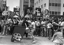 Pride in Pictures 1977-78: Anita's wave of hate created our strength in numbers