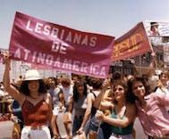 """Pride in Pictures 1981: """"Lesbianas de Latino America"""""""