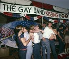 Pride in Pictures 1982: How kissing booths brought LGBTQ visibility to the world