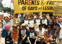 Pride in Pictures 1984: Mom & Pop go to the parade