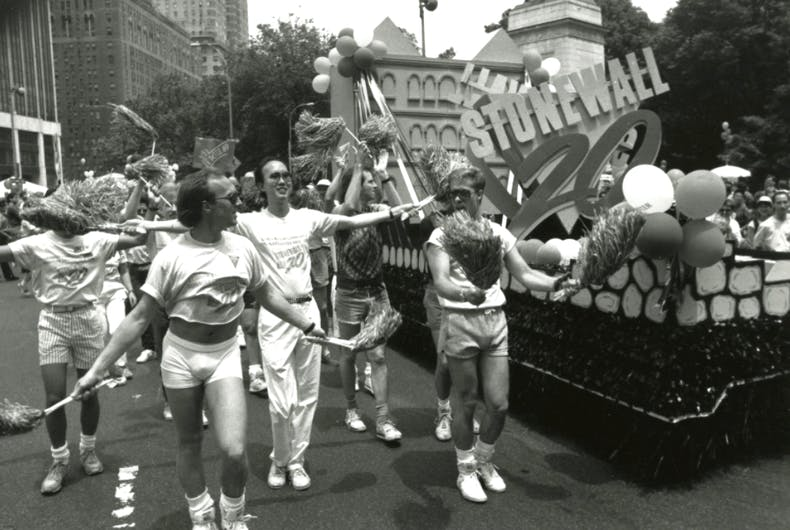 Do you know the history behind LGBT History Month?