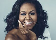 Michelle Obama's memoir is setting people off & it hasn't even come out yet