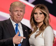 Melania Trump announced she'll address a cyberbullying conference. Twitter cracked up.
