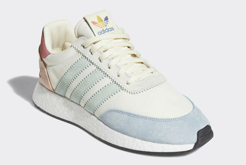 Adidas releases new pride sneakers & this year they're subtle