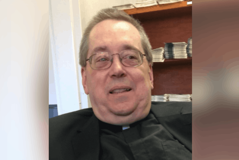 Depraved priest arrested for molesting boys & forcing them to 'confess' it to him