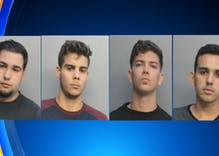 Four men charged with hate crimes for a brutal beating at Miami Beach Pride