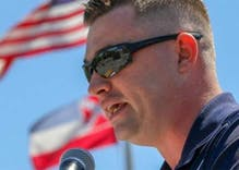 A gay cop is running for Congress in Mississippi. But can he win?