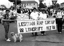 Pride in Pictures 1992: Lesbian rappers