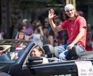 Pride in Pictures 2013: Pride & pro sports
