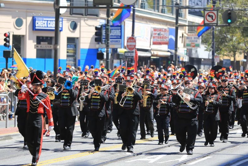 Pride in Pictures 2014: Strike up SF's Freedom Band
