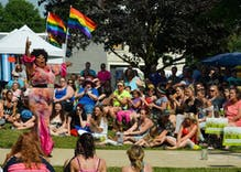 Pride in Pictures 2015: Small towns with big Pride