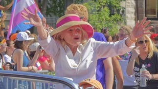 Pride in Pictures 2017: Cheers for Edie