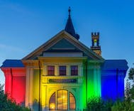 The San Francisco of the east coast is finally about to celebrate Pride