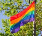 Lesbian told to remove 'offensive' pride flag because it's the same as the Confederate flag