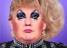 1,000 drag queens will 'welcome' Trump to London when he visits