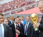 FIFA will investigate antigay chants during Mexico World Cup match, but ignores Russian brutality