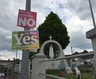 What does Ireland's abortion vote say about the future of politics in the US?