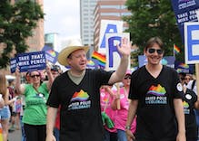 Colorado may be getting ready to elect the nation's first gay governor