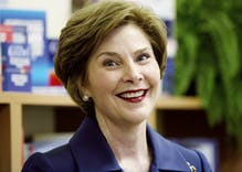 Laura Bush just ripped into Trump publicly & she is speaking the truth