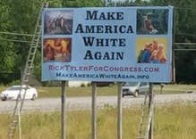 These two billboards tell you everything you need to know about modern 'conservatives'
