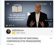 Why is YouTube running anti-LGBTQ ads before videos?