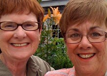 A senior living community rejected these two women because they're a married couple