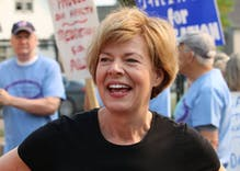 Tammy Baldwin's Senate seat isn't nearly as safe as Democrats seem to think