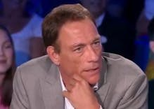 Jean-Claude Van Damme compares gay relationships to bestiality