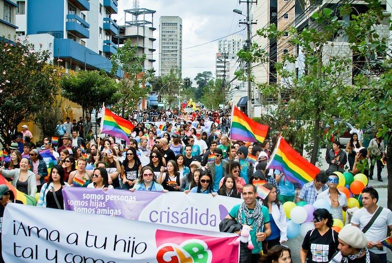 Ecuador Pride