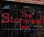 The Stonewall Inn's iconic window was smashed by a straight teenager