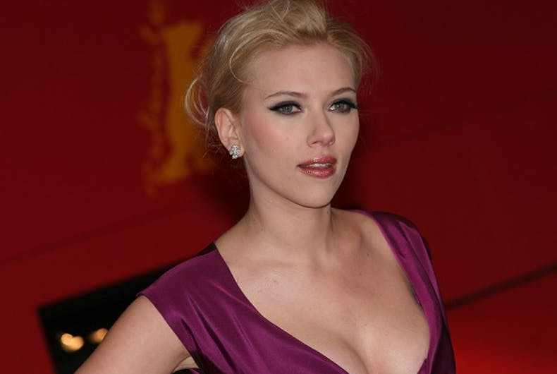 Scarlett Johansson's exit could sink controversial movie about trans man