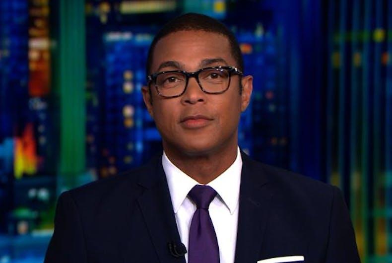 don lemon cnn trump's racism