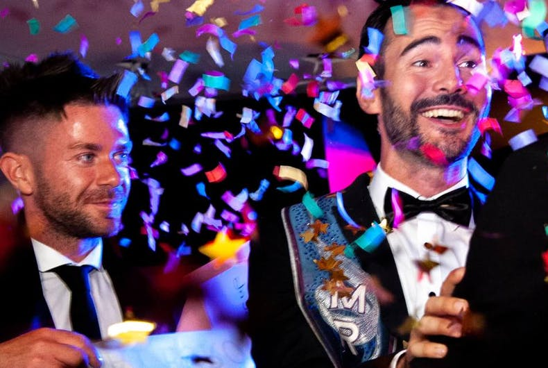 Mr. Gay Europe crowned in religious-controlled Poland