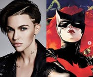 Ruby Rose says her inspiration comes from LGBTQ icons Jolie, DeGeneres & Lennox