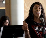 Watch 'Pose' star MJ Rodriguez slay this song from 'The Wiz' in one take