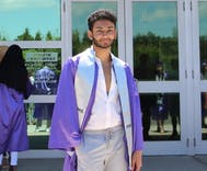 This senior came out at graduation & it was a showstopper