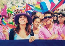 A Cuban revolution is coming and same-sex marriage is up for debate