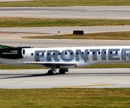 Frontier Airlines suspends pilot who threatened a trans kid