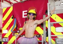 These small town firefighters will leave you hot & bothered
