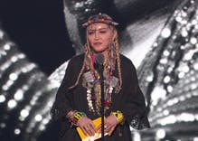 Madonna made an Aretha tribute all about herself. Twitter wasn't having it.
