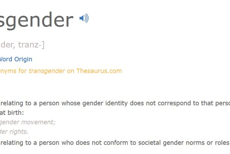 transgender-dictionary