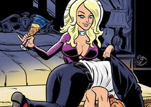 You can buy a Stormy Daniels comic book now. Can you guess her superpower?
