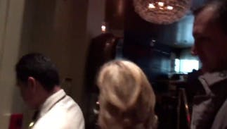 Ted Cruz chased out of a fancy DC restaurant by sexual assault survivors