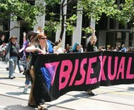 West Hollywood creates the nation's 1st Bi Pride & it's giving us all the feels